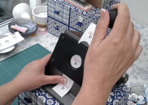 Cutting the design