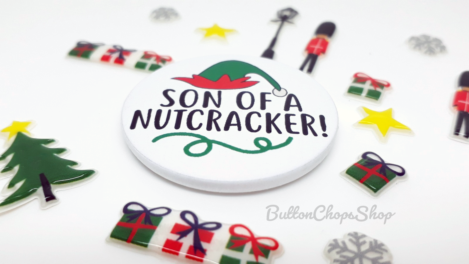 Son of a nutcracker close up ps