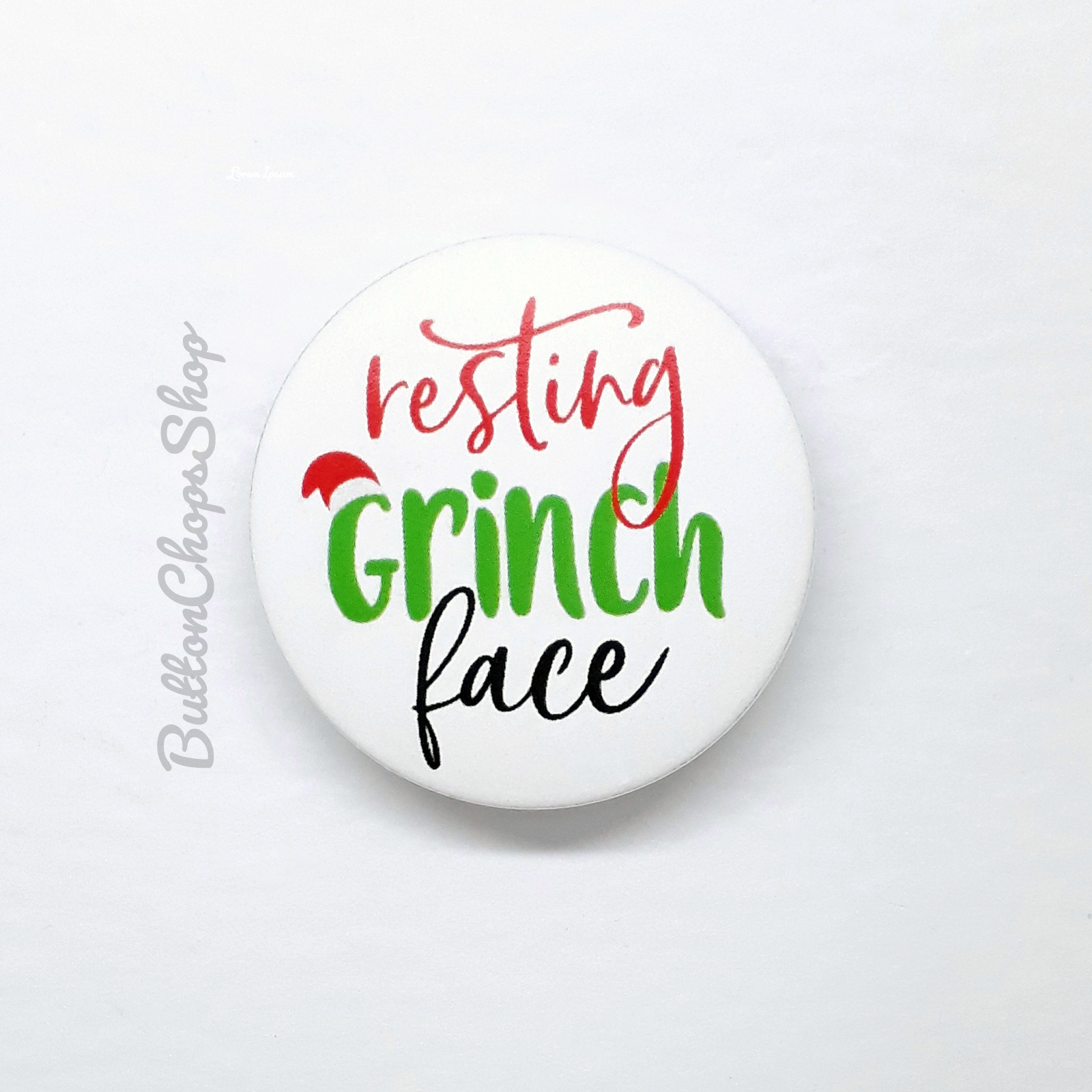 Resting grinch face front ps